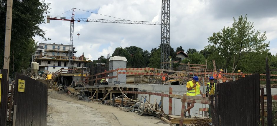 Budowa - ul. Strumienna Etap II - 06.2019