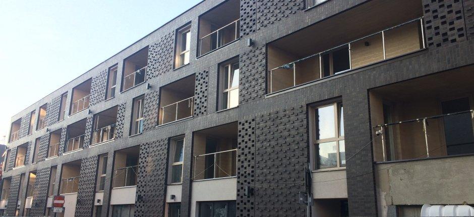 Budowa - ul. Kącik 10.2019.