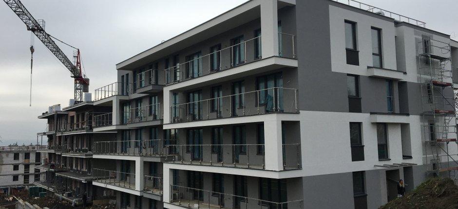 Budowa - ul. Strumienna Etap I - 11.2019