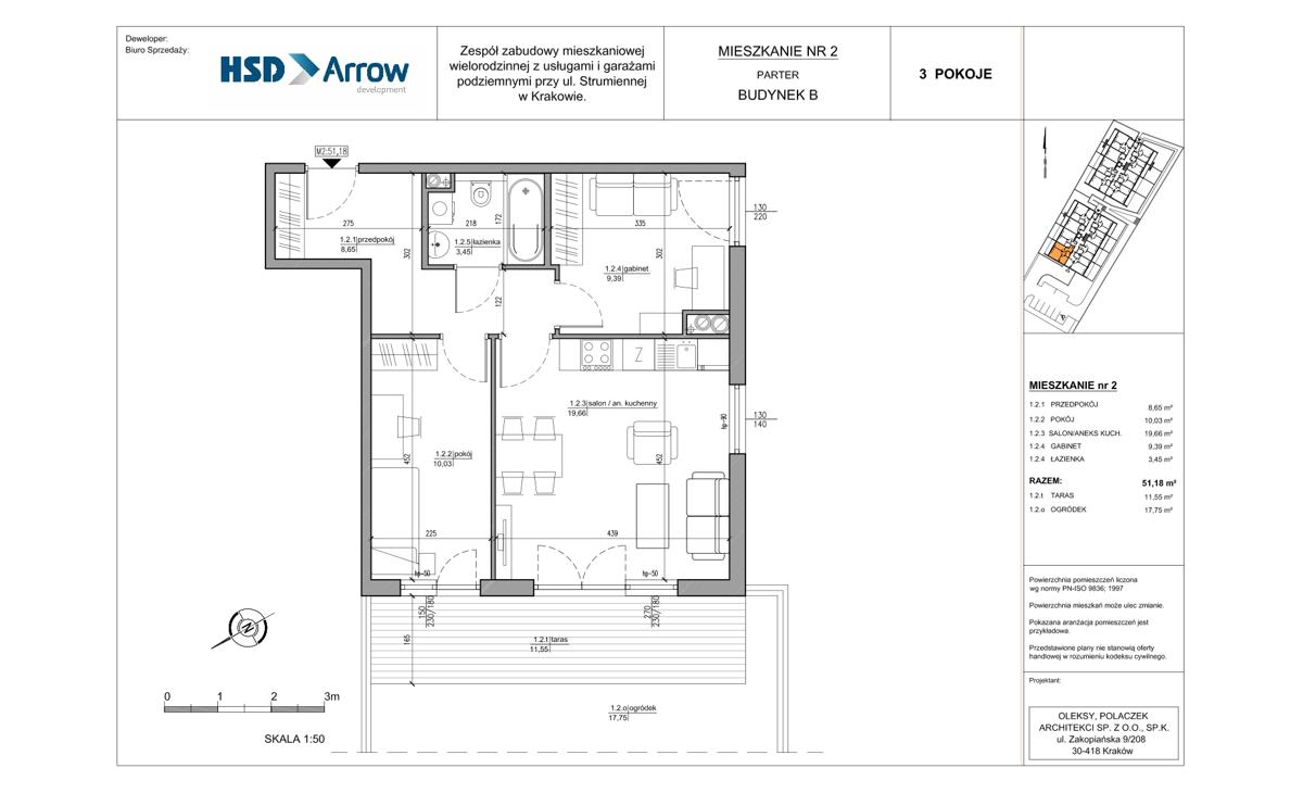 Mieszkanie B02