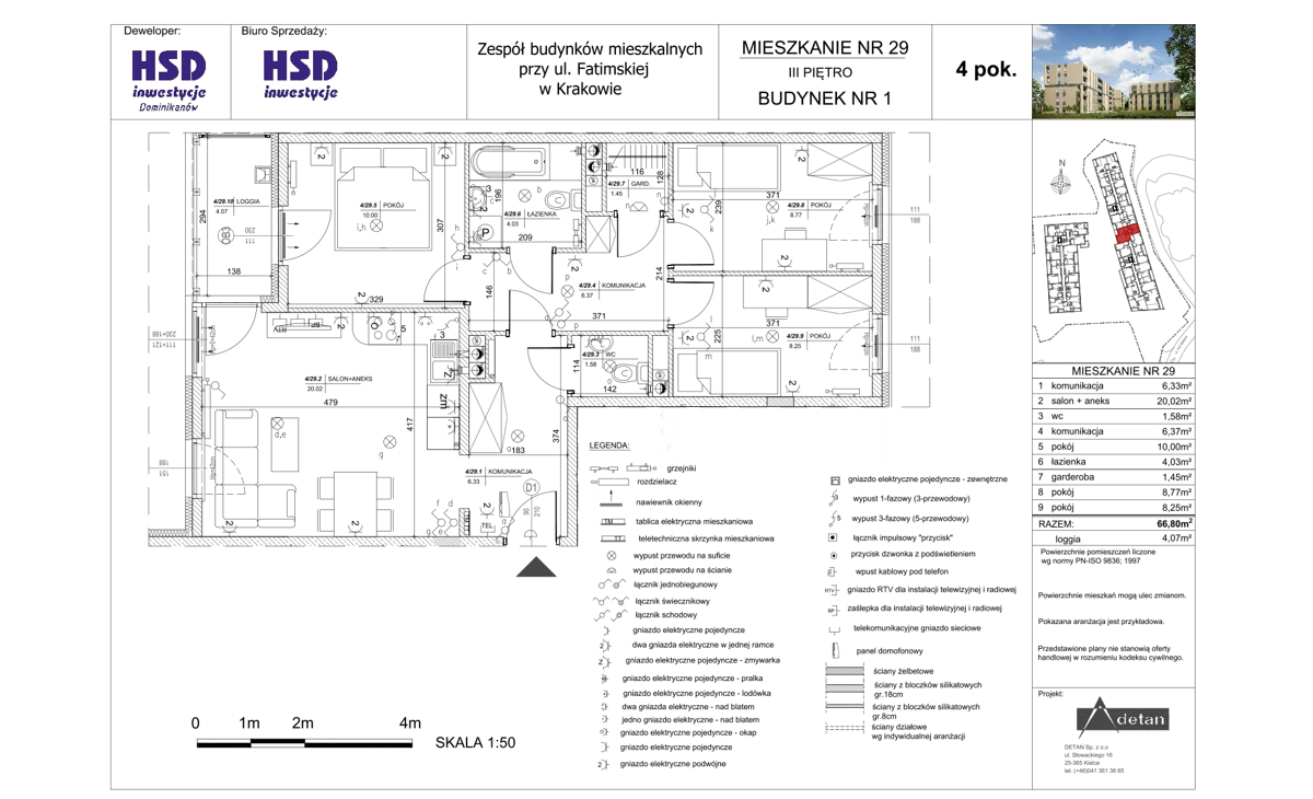 Mieszkanie B1-M29
