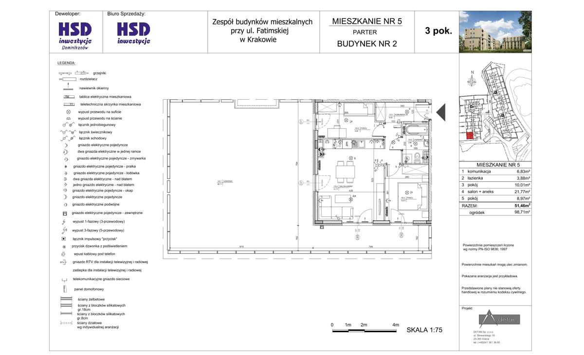 Mieszkanie B2-M05