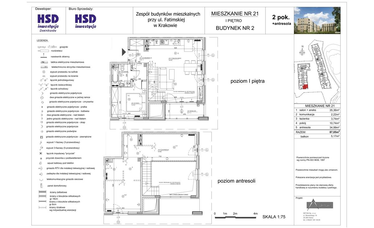 Mieszkanie B2-M21