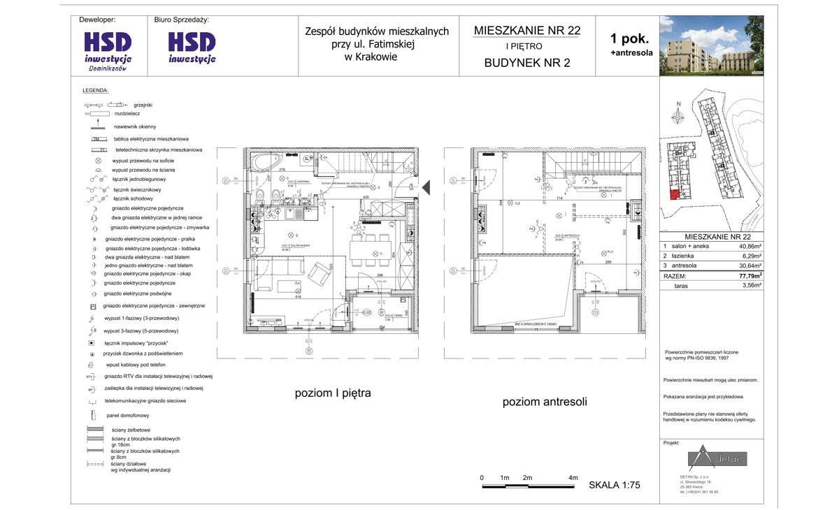 Mieszkanie B2-M22