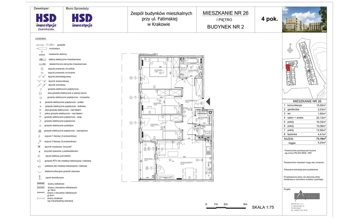Mieszkanie B2-M26