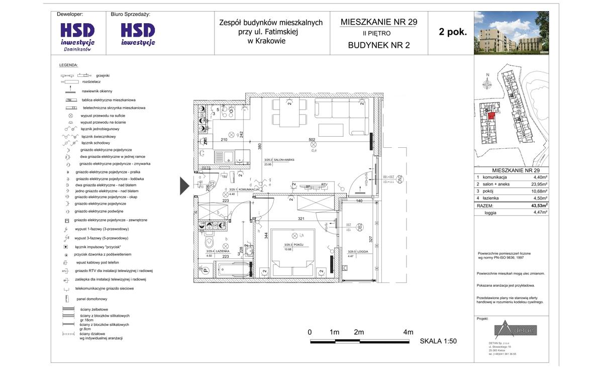 Mieszkanie B2-M29