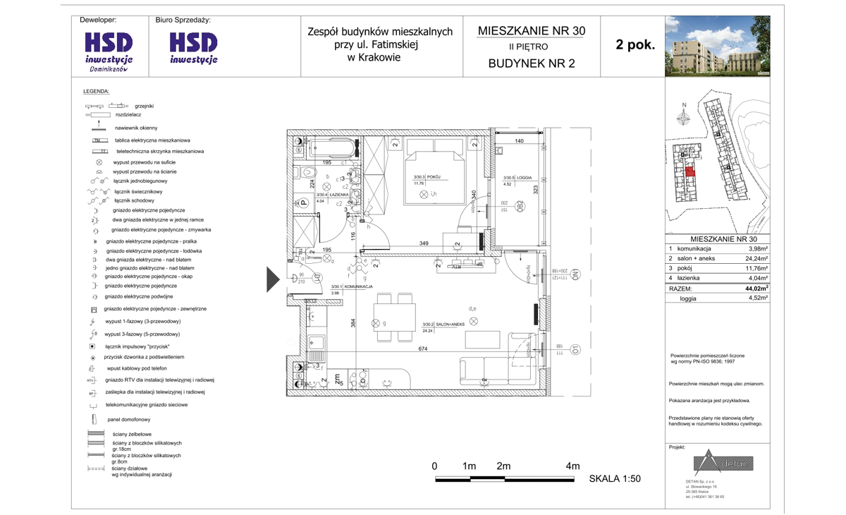 Mieszkanie B2-M30