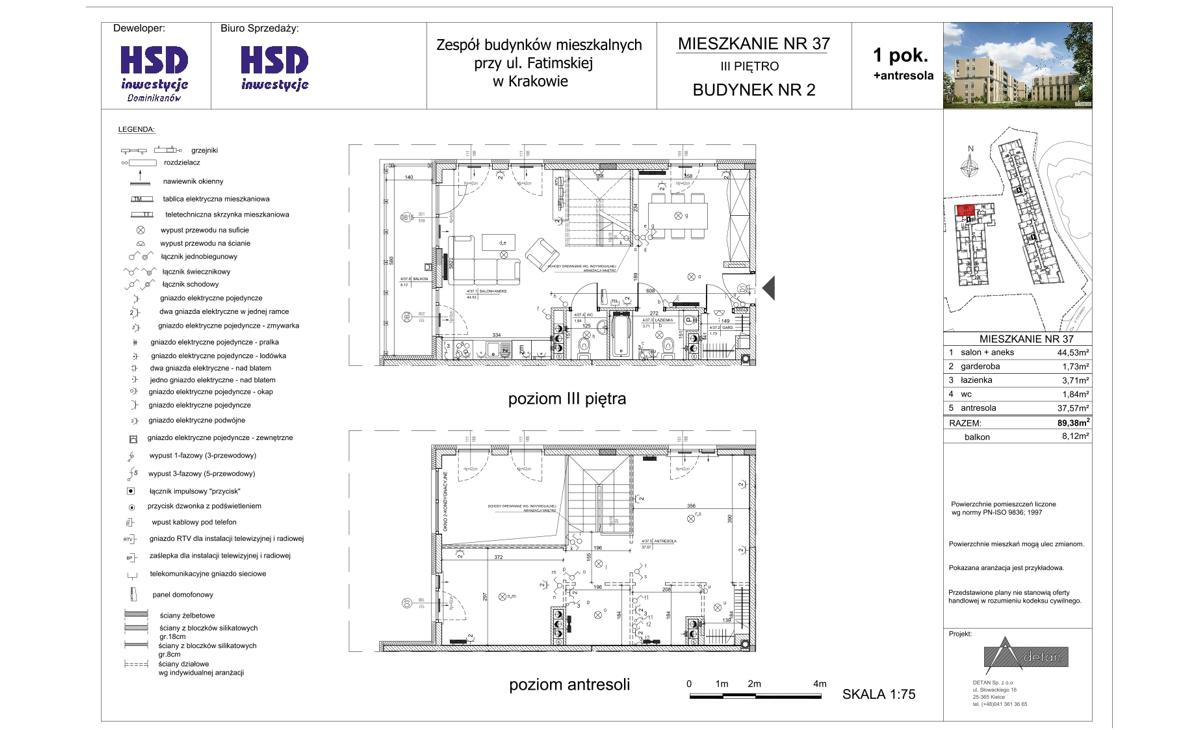 Mieszkanie B2-M37