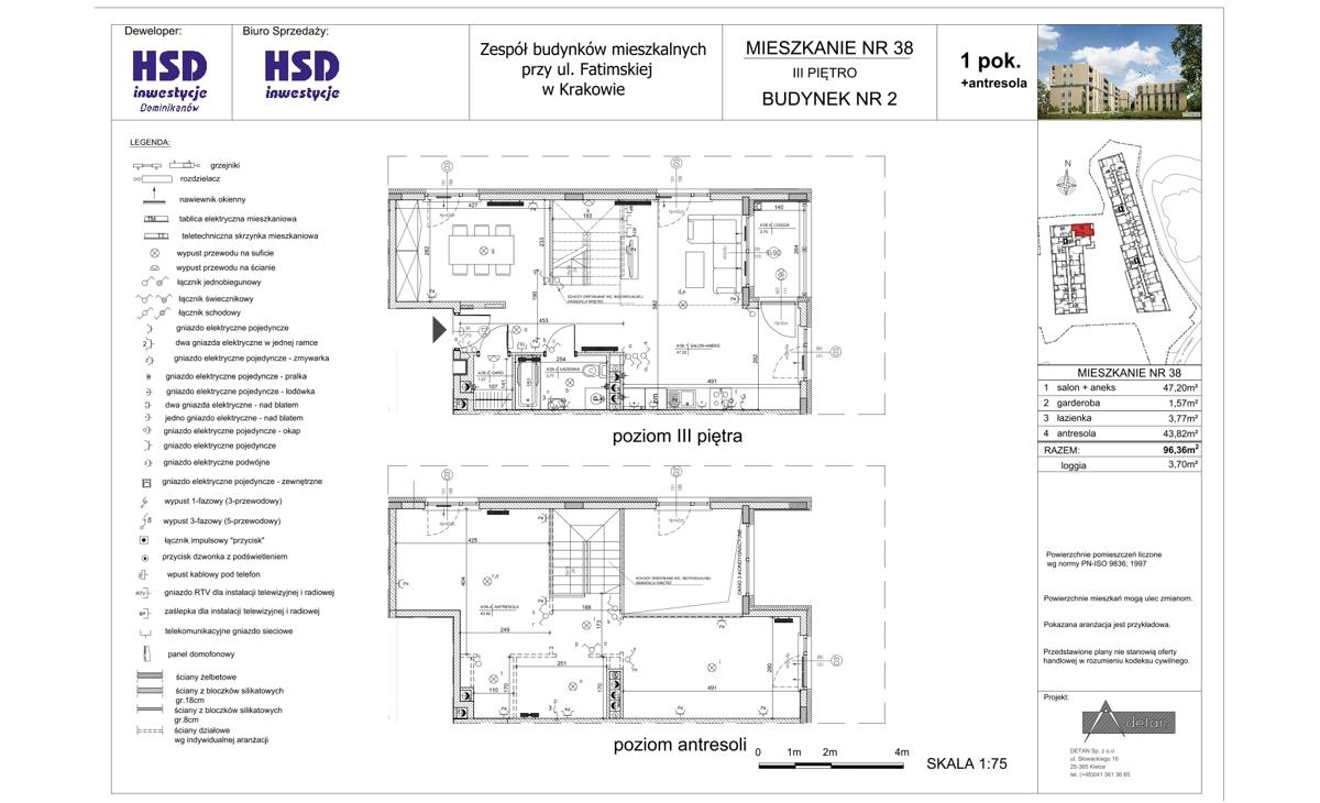 Mieszkanie B2-M38