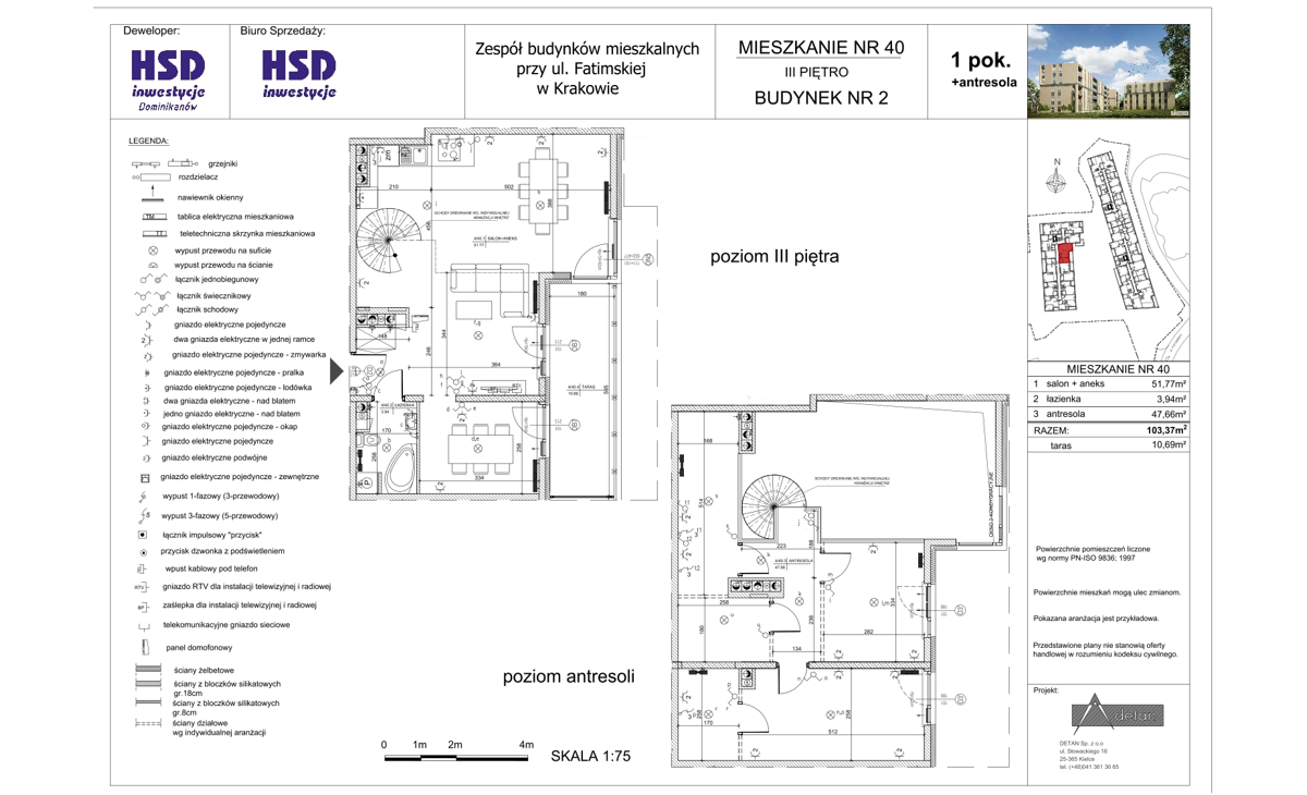 Mieszkanie B2-M40