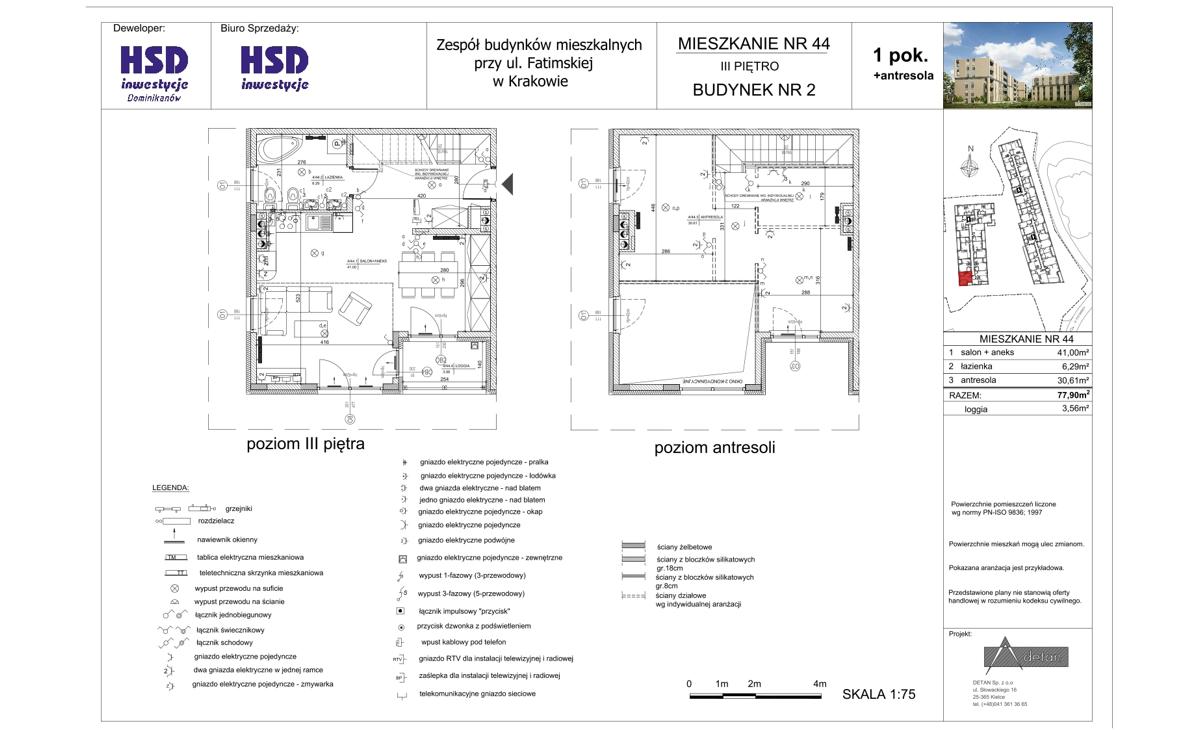 Mieszkanie B2-M44