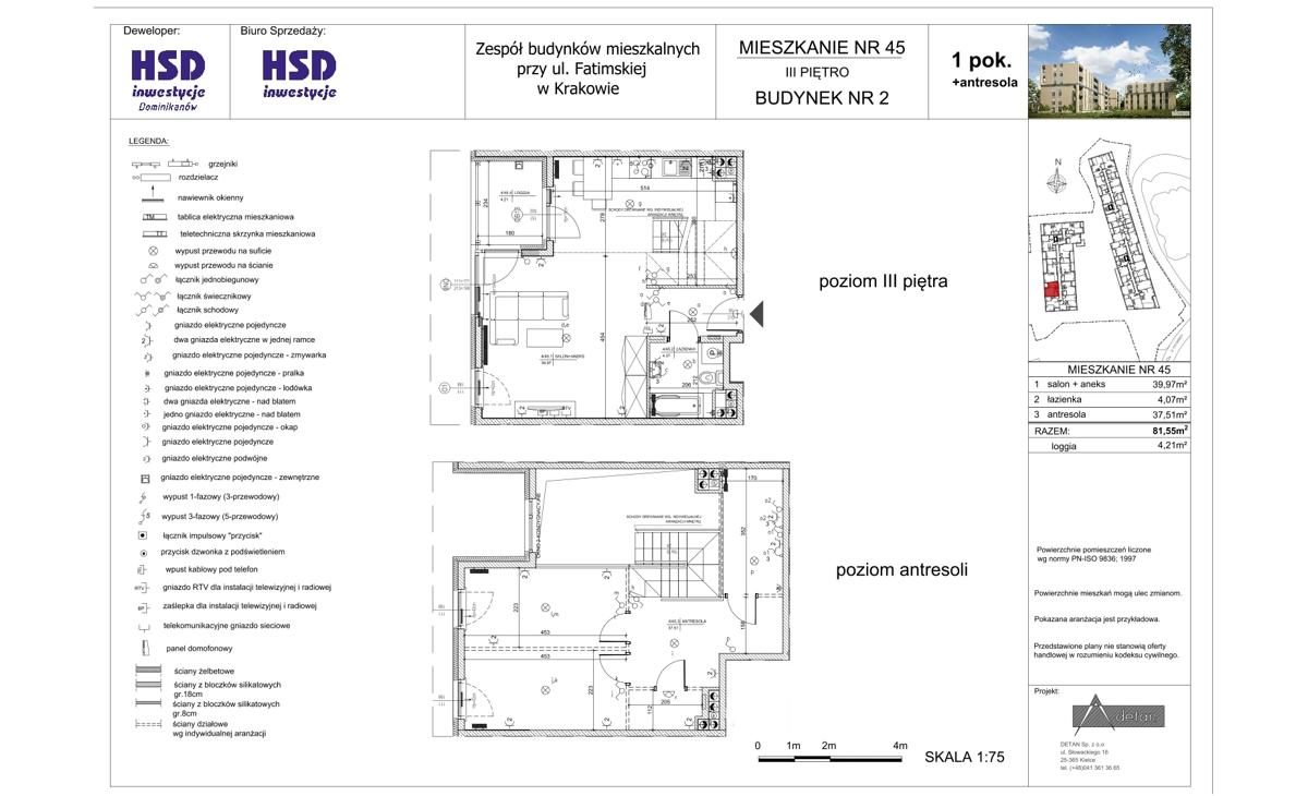 Mieszkanie B2-M45