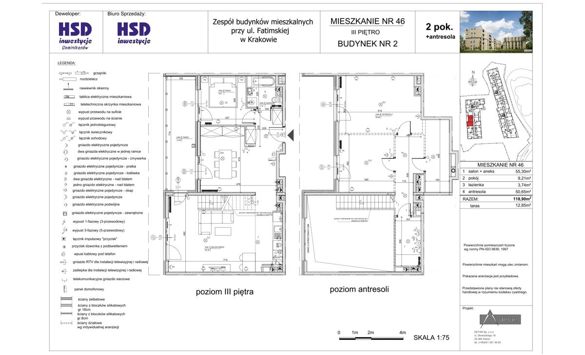 Mieszkanie B2-M46