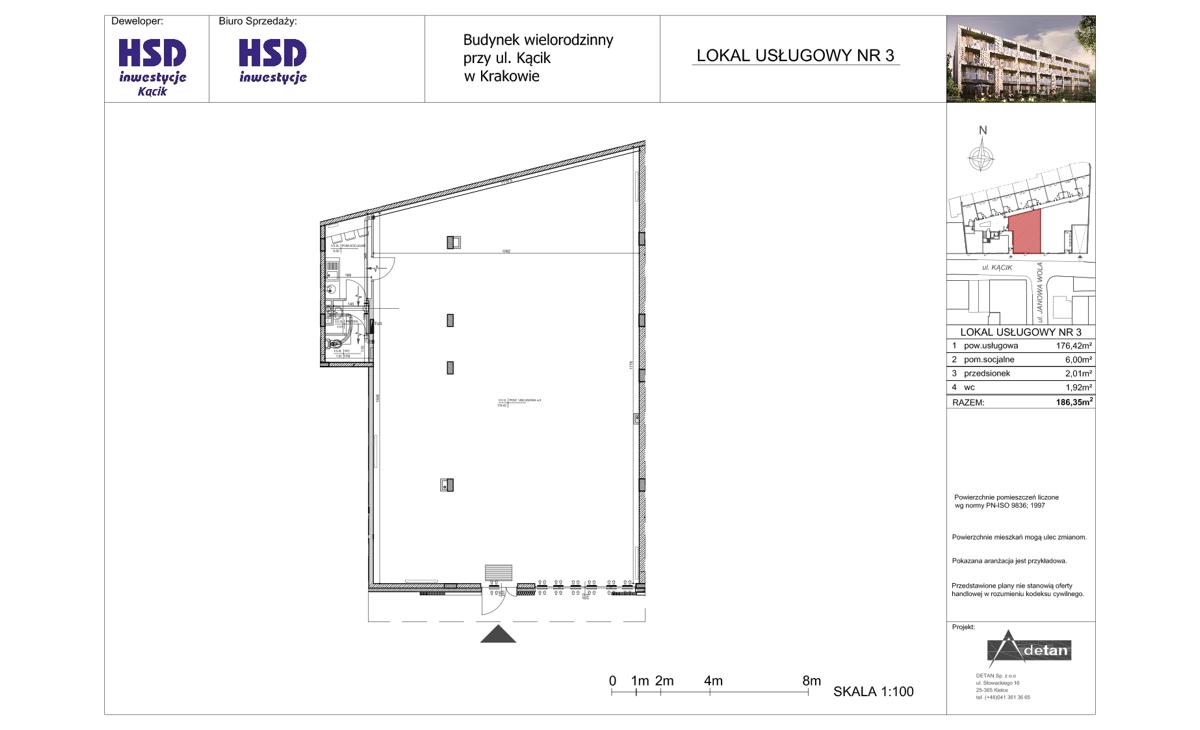 Mieszkanie LU3