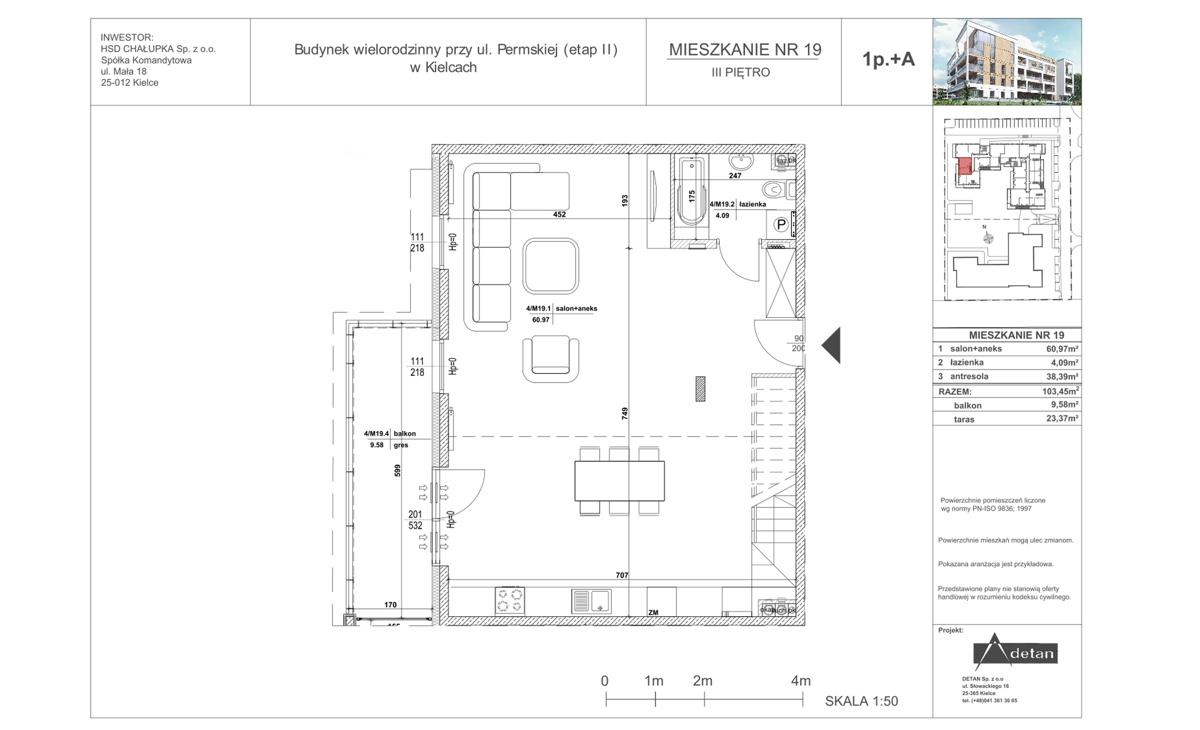 Mieszkanie 19