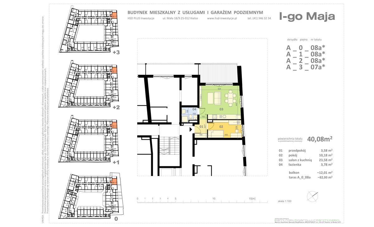 Mieszkanie A_0_08a