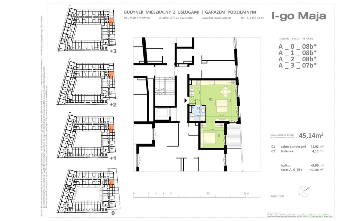 Mieszkanie A_3_07b