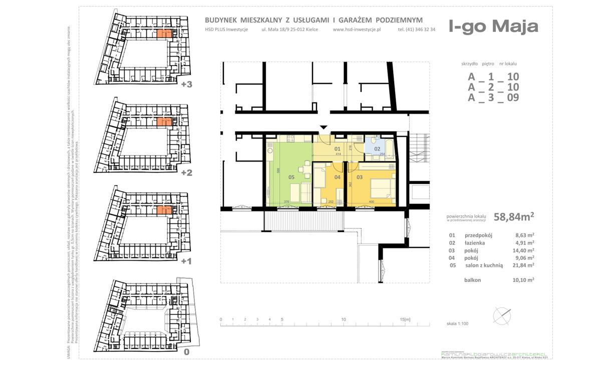 Mieszkanie A_3_09