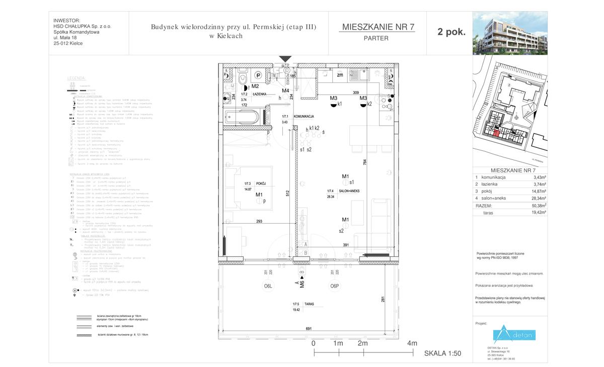 Mieszkanie 7