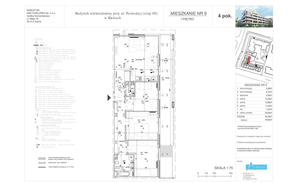 Mieszkanie 9