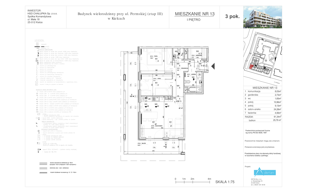 Mieszkanie 13