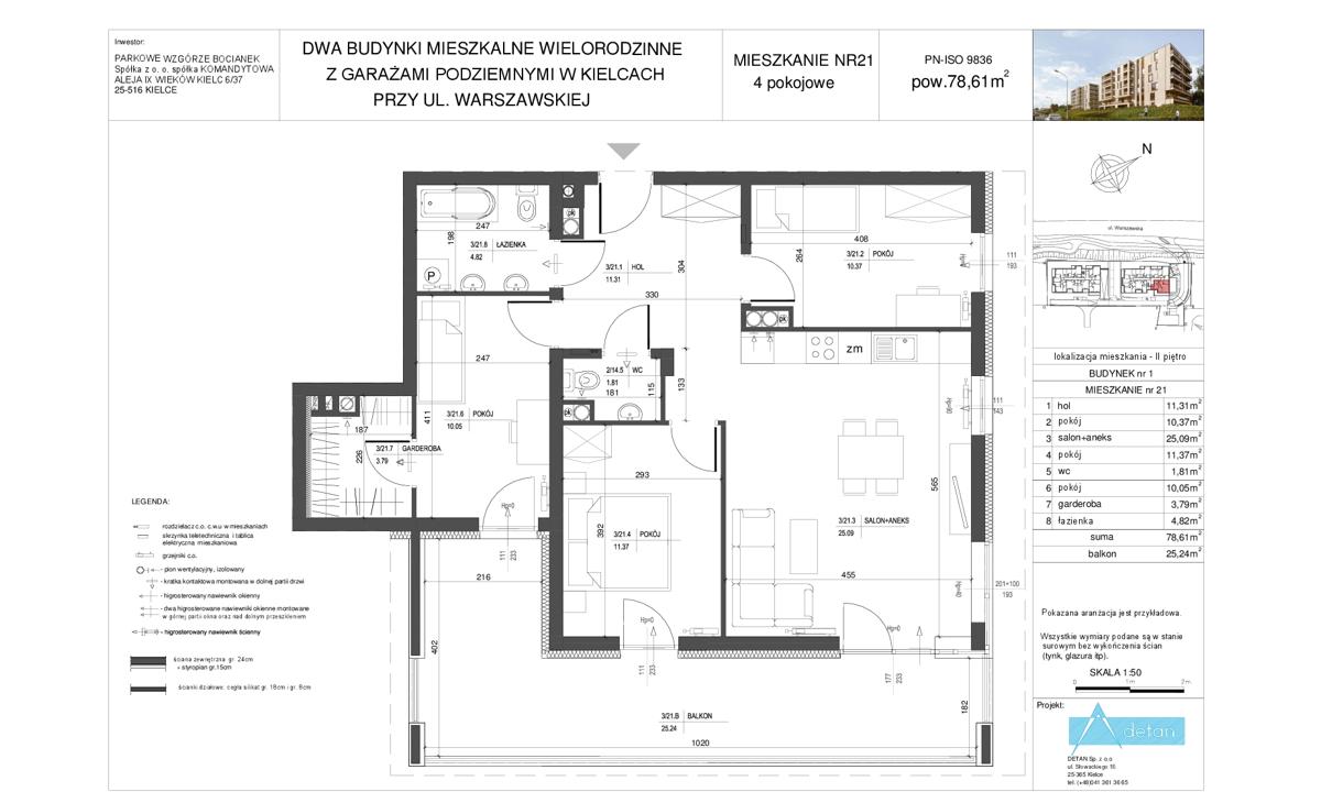 Mieszkanie 21