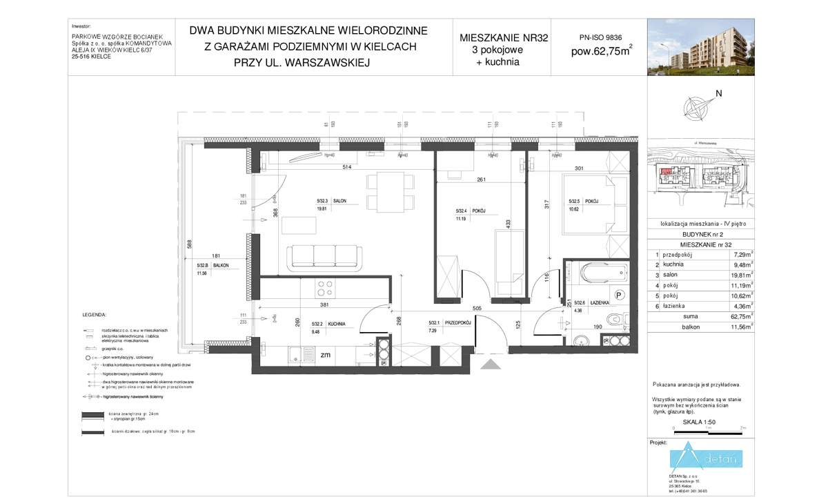 Mieszkanie 32