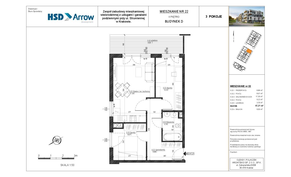 Mieszkanie D22