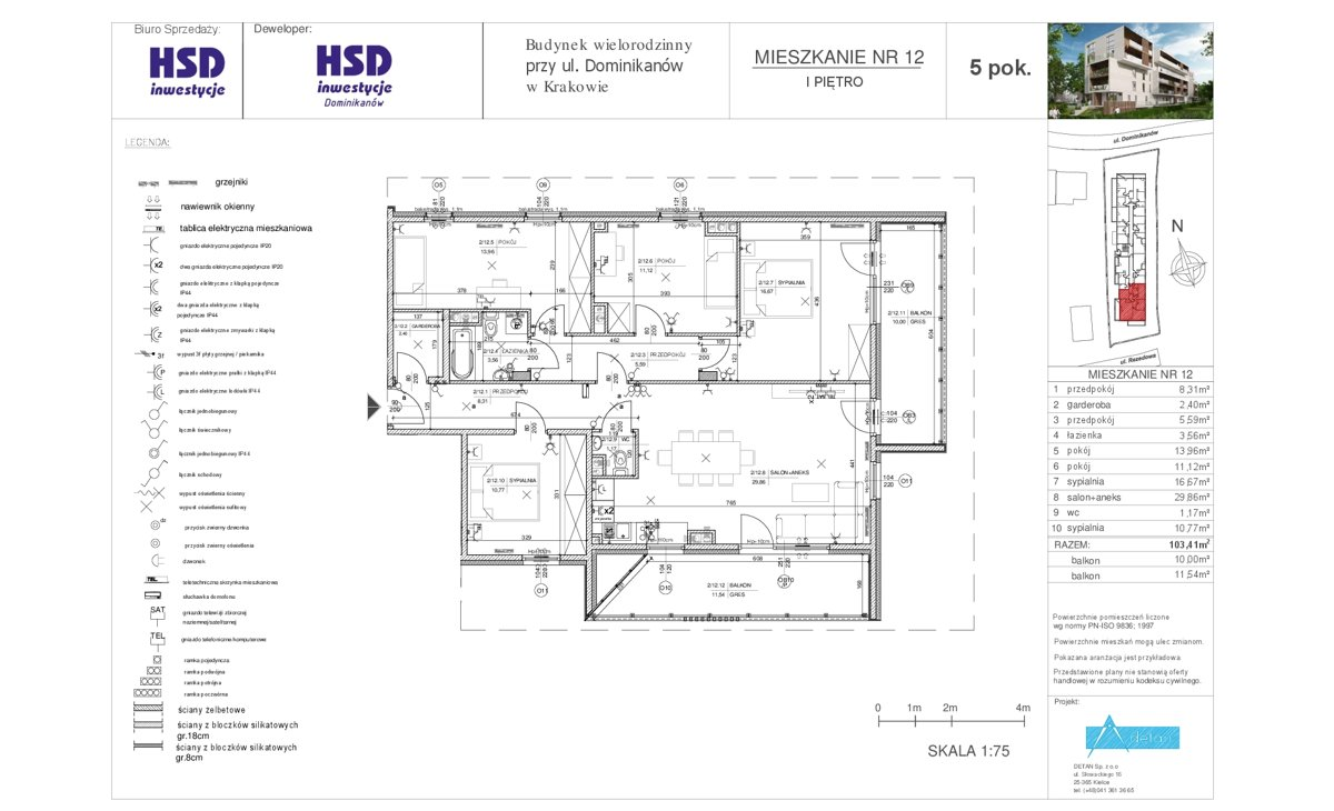 Mieszkanie M12