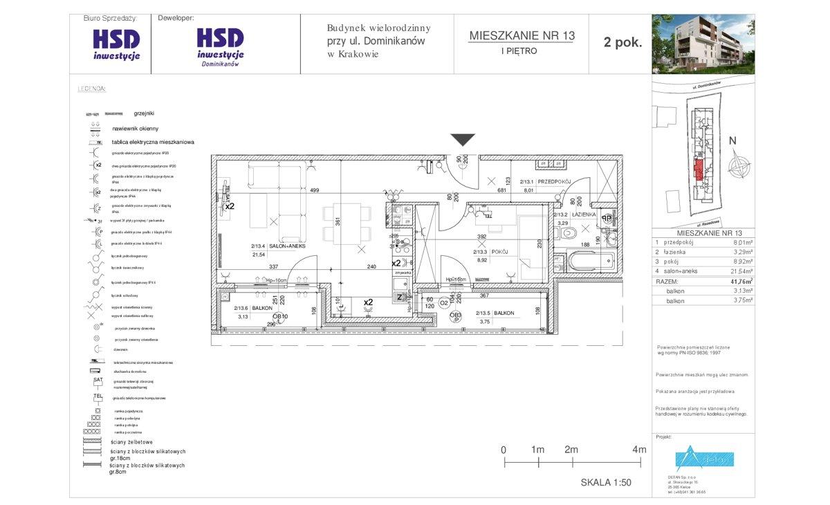 Mieszkanie M13