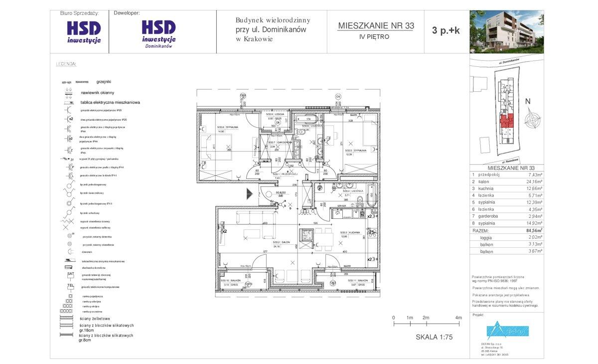 Mieszkanie M33