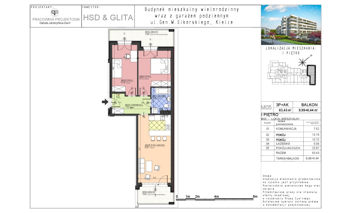 Mieszkanie 5