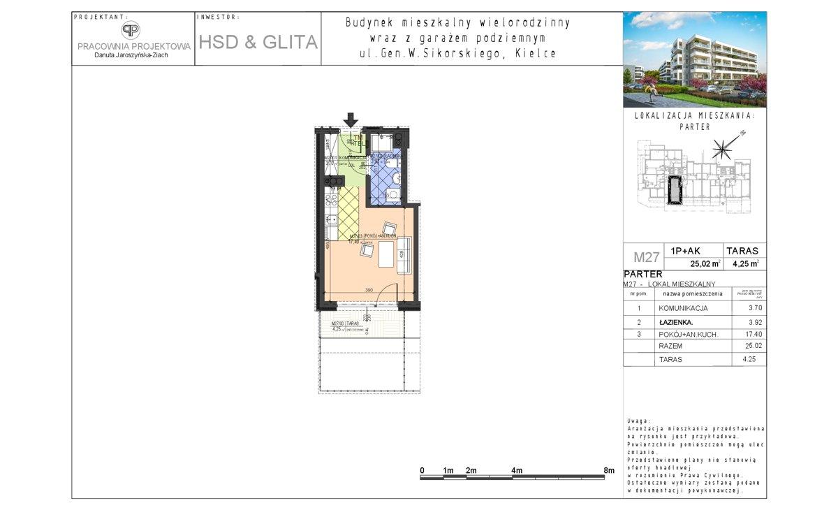 Mieszkanie 27