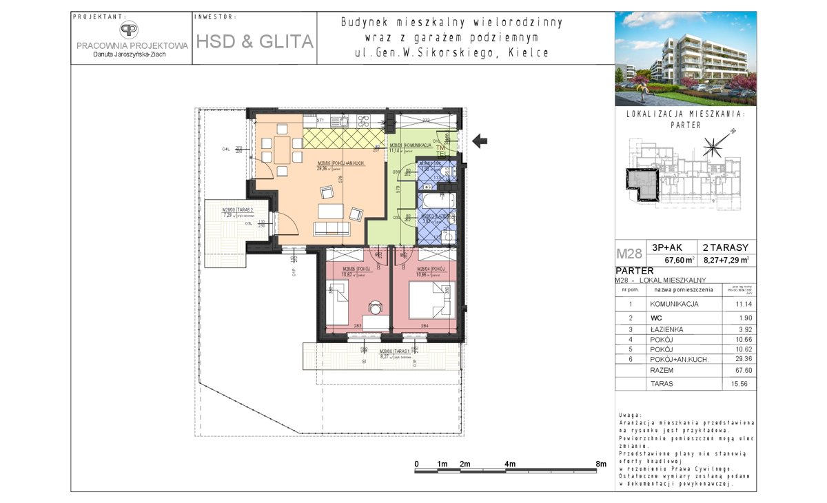 Mieszkanie 28