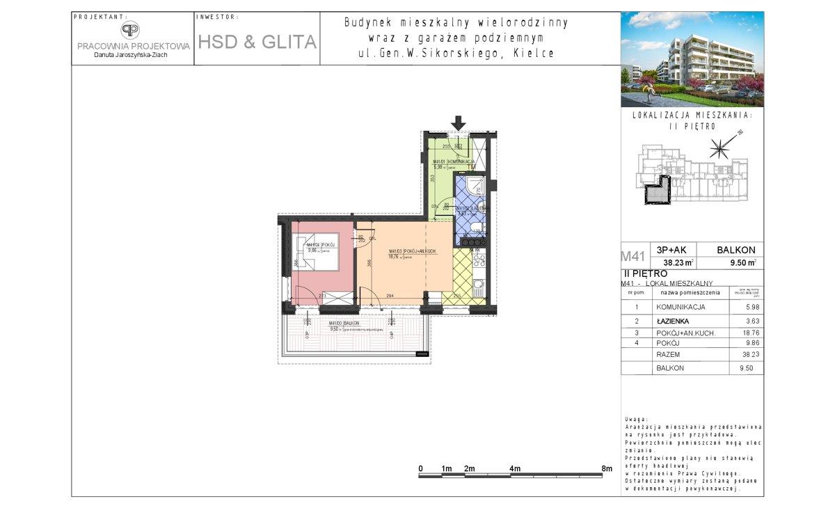 Mieszkanie 41